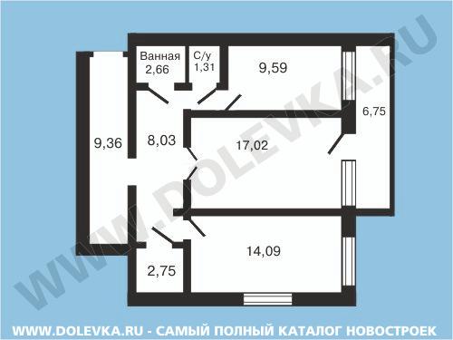 Жби железногорск официальный сайт планировка квартир